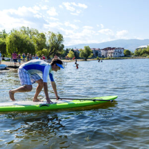 Pihl Law Paddle for Prevention Event